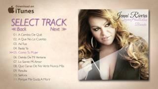 Jenni Rivera - Joyas Prestadas Official Album Preview (Banda Version)