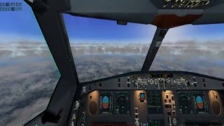 X Plane 10 Airbus A330-243 by JARDesign ZBAA~ZGGGG SmartCARS 2016 01 06 19 38 09 984