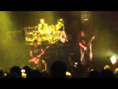 Rockstar Mayhem 7/1/12 - Slayer - South of Heaven @ Shoreline Mt View Q3HD