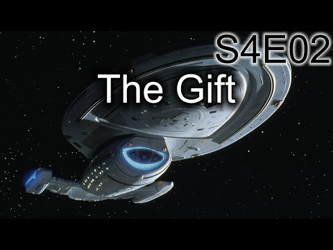 Star Trek Voyager Ruminations: S4E02 The Gift