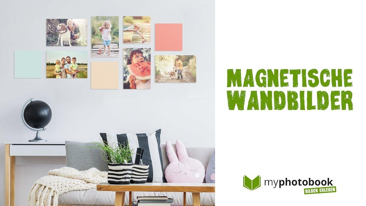 Fotocollage Erstellen 3 Grunde Fur Magnetische Wandbilder Youtube