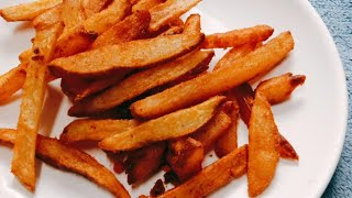French fries recipe  easy homemade french fries recipe in tamil