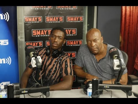 """PT. 1 John Singleton duces Damson Idris, Molding his L.A Accent with WC  New """"Snowfall"""""""