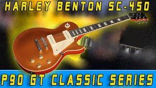 Harley Benton SC 450 P90 GT Classic Series