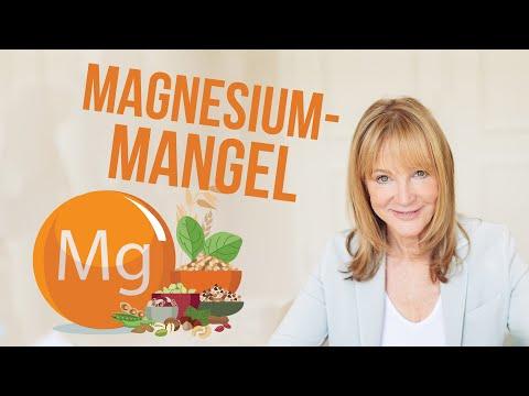 DAS passiert in deinem Körper bei Magnesiummangel!