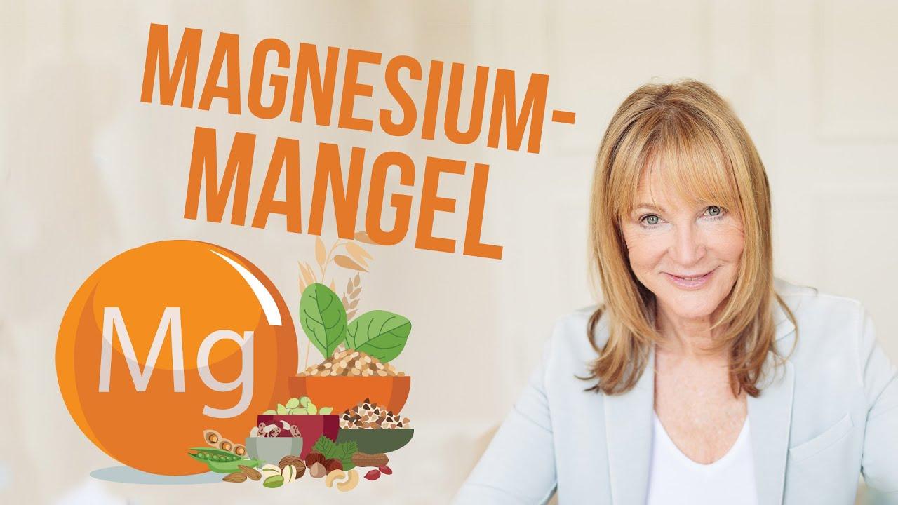 magnesium mangel symptome