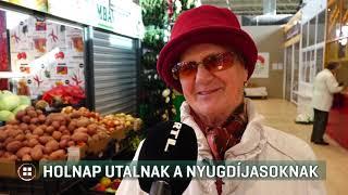 Kedden utalják a nyugdíjasoknak az egyszeri kifizetést 19-11-11