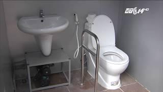 VTC14 |Hà Nội có thêm 50 điểm nhà vệ sinh công cộng thông minh