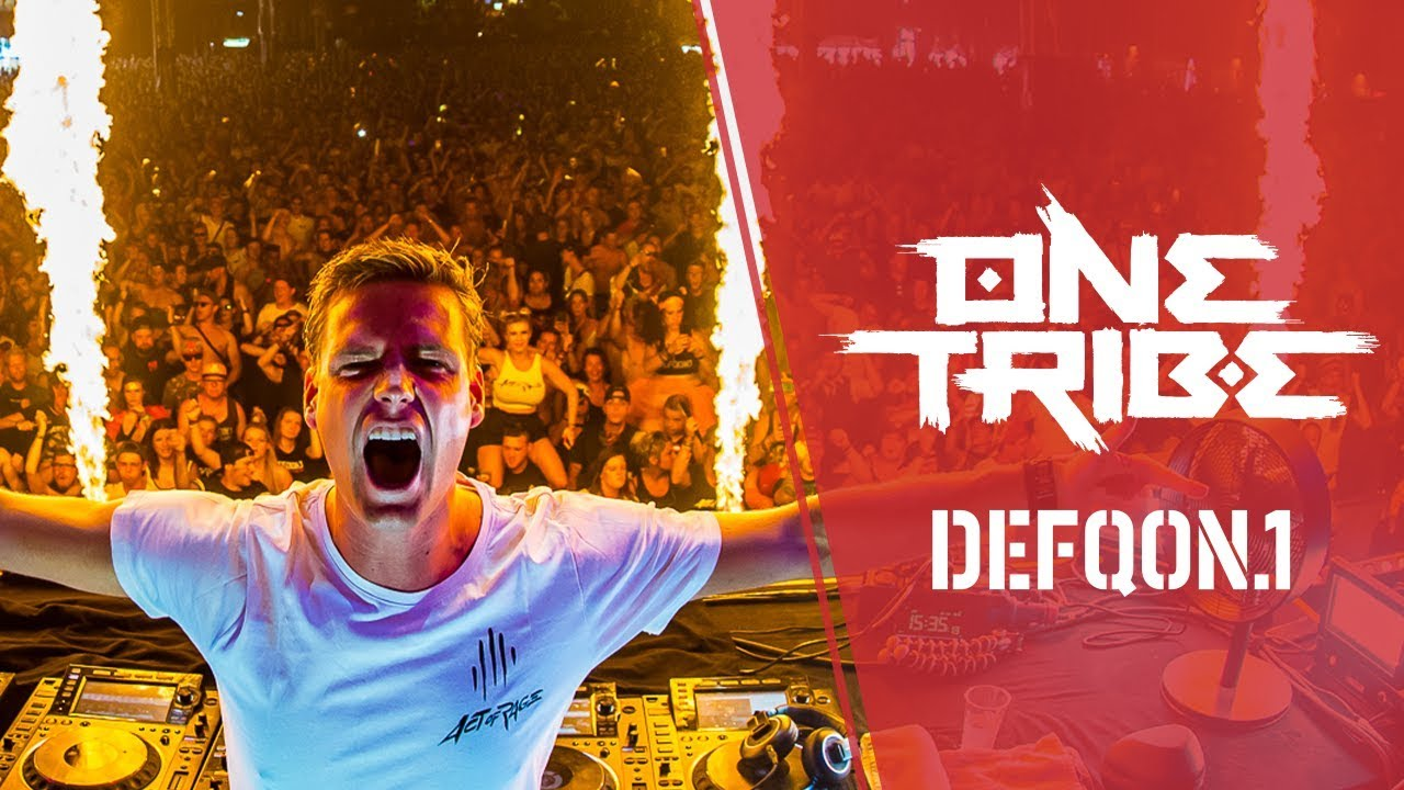 Act of Rage | Defqon 1 Weekend Festival 2019