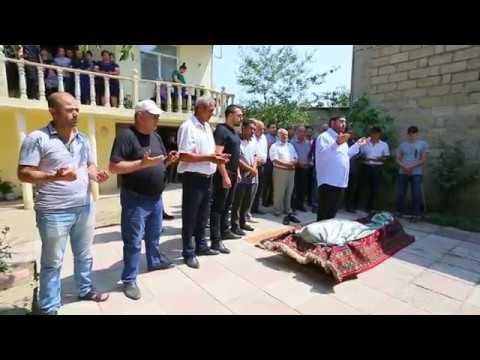 Anar Nağılbaz dəfn edildi - Ş�RHSİZ
