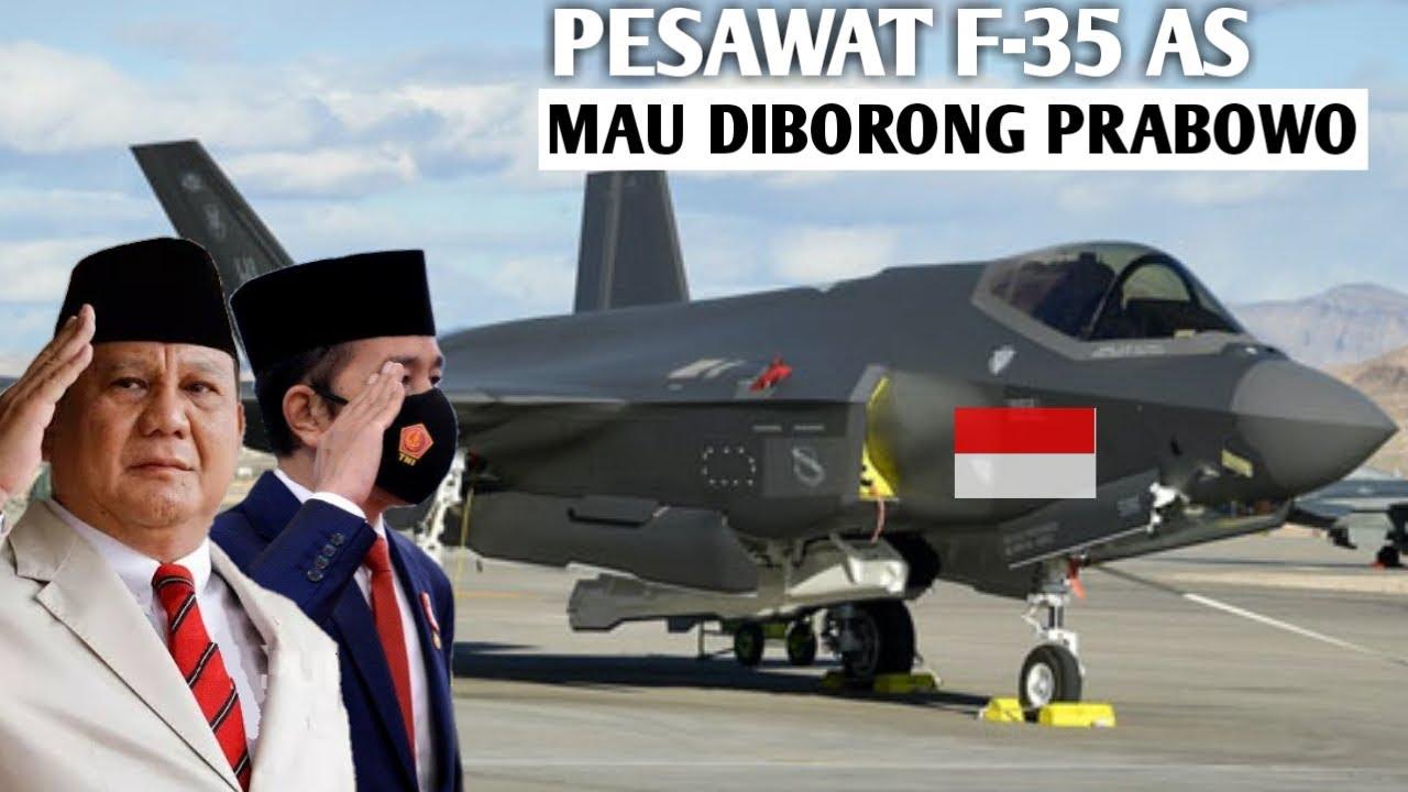 INDONESIA TER4NCAM..!! MENEMUI MARK ESPER, PRABOWO HARUS HATI-HATI JIKA INGIN BELI F-35 AMERIKA, EM.