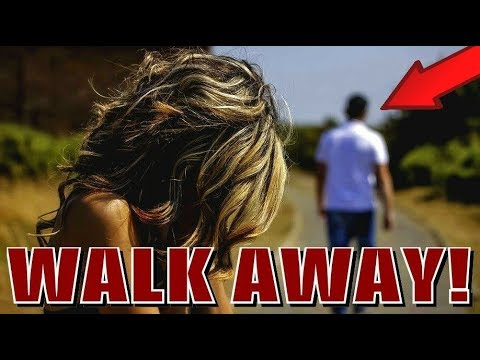 The POWER Of WALKING AWAY From Women! ( RED PILL )