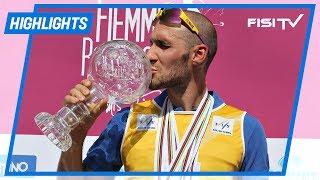 Matteo Tanel conquista la Coppa del Mondo di Skiroll