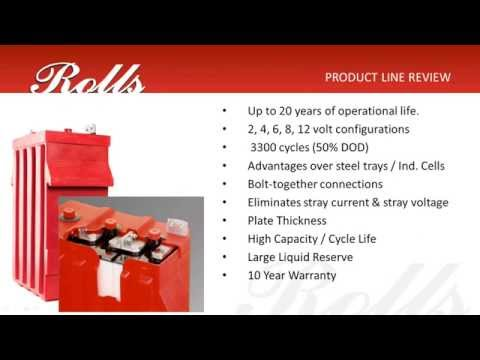 Surrette Big Battery Webinar