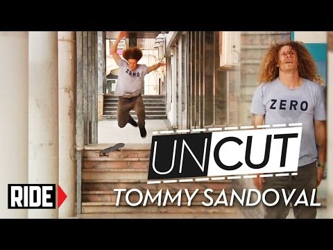 """Tommy Sandoval """"Road Less Traveled"""" Outtakes - UNCUT"""