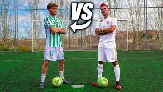 GONZALO_*ISLA_DE_LAS_TENTACIONES*_VS_DELANTERO09_-_Retos_de_Fútbol