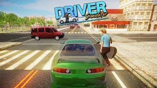Driver Simulator - Uber Game