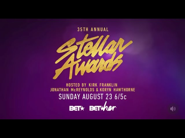 2020 Stellar Awards Virtual Press Conference