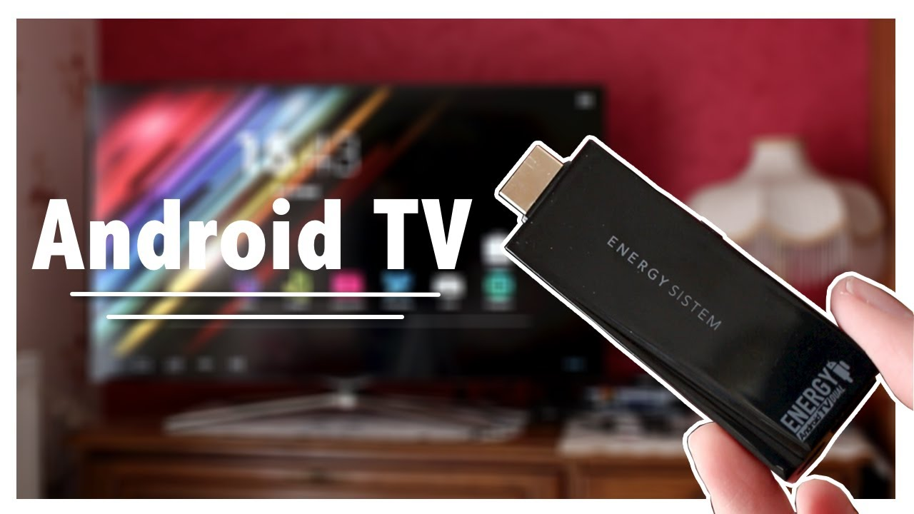 transformer votre t l vision en un android tv ou pc avec le dongle tv d 39 energy sistem youtube. Black Bedroom Furniture Sets. Home Design Ideas