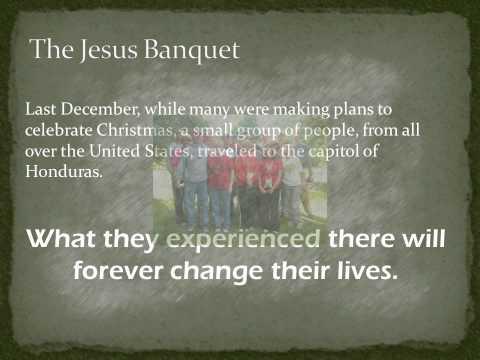The Jesus Banquet