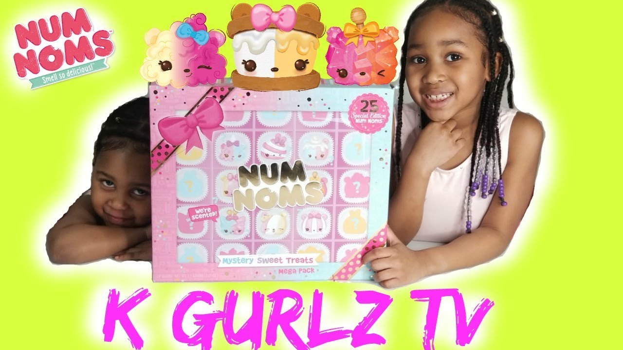 Download Num Noms 25 Special Edition Mystery Sweet Treats😎 (kgurlz tv)