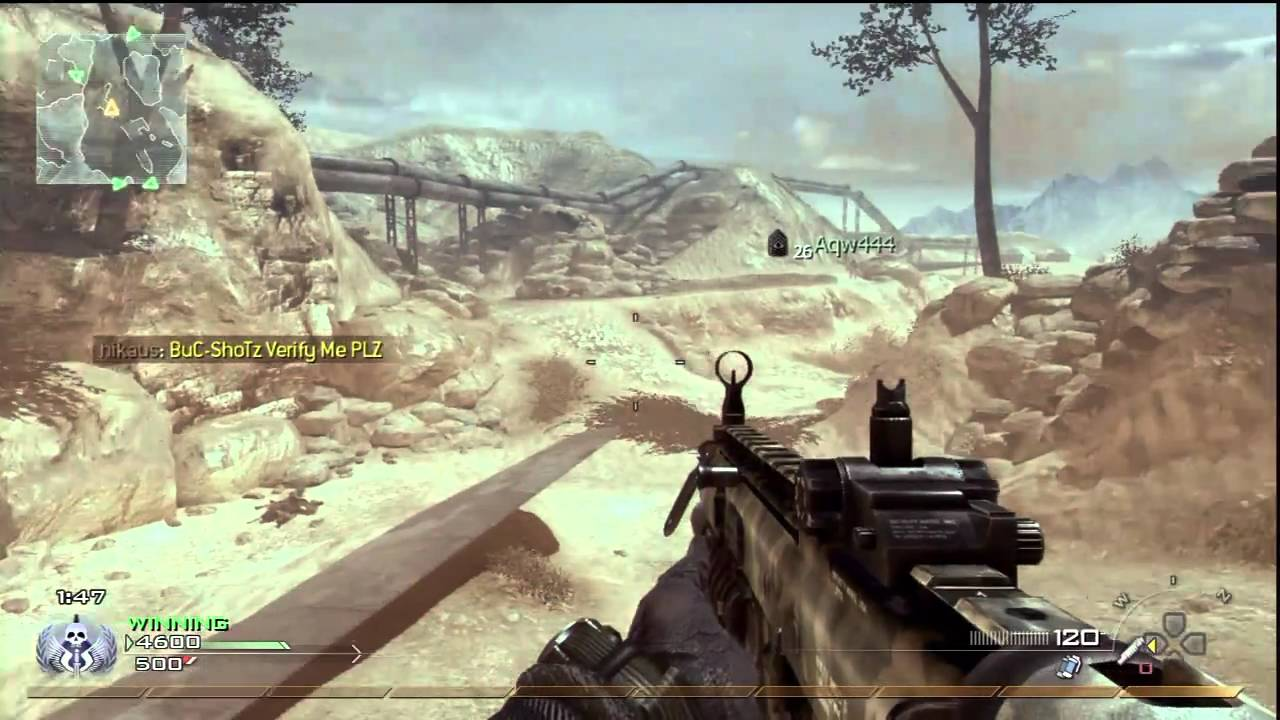 How do you super jump in MW2