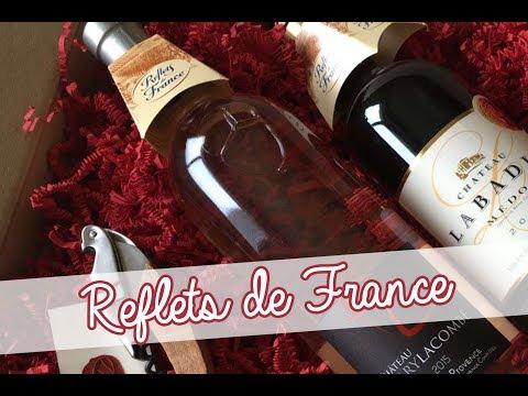Reflets de France (Ouverture colis)