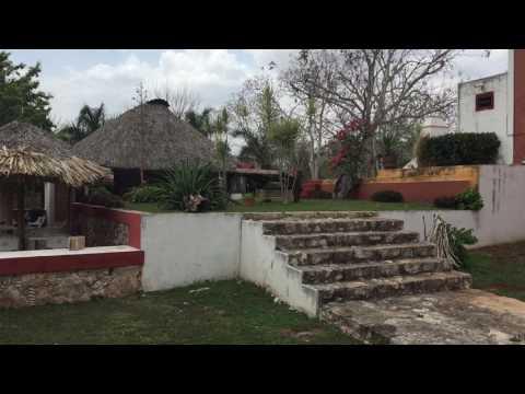 FOR SALE HACIENDA SAN LORENZO, IN MAGIC TOWN VALLADOLID, YUCATAN