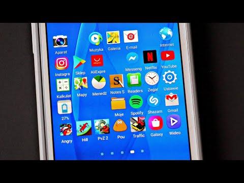 Małe Ikony Na Ekranie W Androidzie | Jak To Zrobić?
