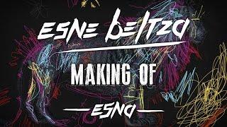 """Esne Beltza. Making Of """"ESNA"""" 1 diskoa (5GORA, 2015)"""