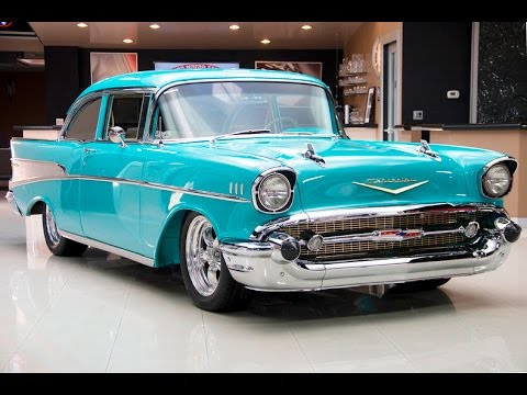 1957 Chevrolet 210 Bel Air Post For Sale