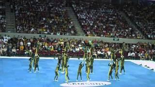 2012 UAAP CDC - FEU Cheering Squad