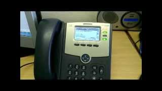 Cisco 5 Series - Creating a Speed on Dial on Line Keys
