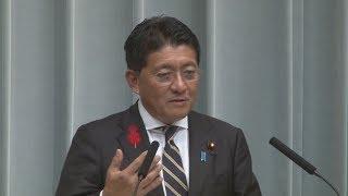 科学技術担当相に平井卓也氏 第4次安倍改造内閣が発足