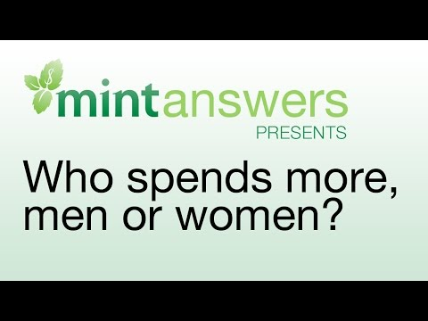 Do Men or Women Spend More? | Mint Personal Finance Software