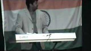 iGrads @ UNMC, Rhythms of India 2007, music, talent, part 1