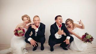 Зажигательная двойная свадьба