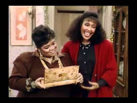 Nell Carter and Telma Hopkins Christmas duet