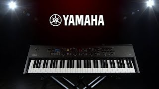 Yamaha CP73 Digital Stage Piano | Gear4music demo
