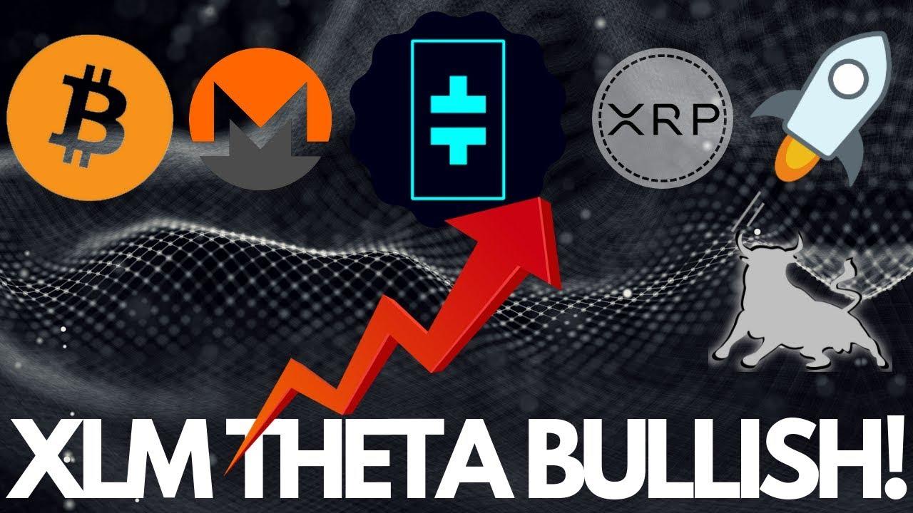 What's Happening with XLM & THETA? XRP Partnership, Monero Upgrade - Crypto News