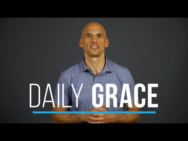 The Gift of Mercy - Daily Grace 976