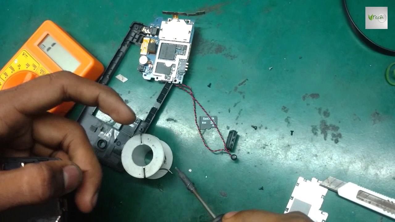 Lenovo A1000 repair ( water lock 1000 % working )