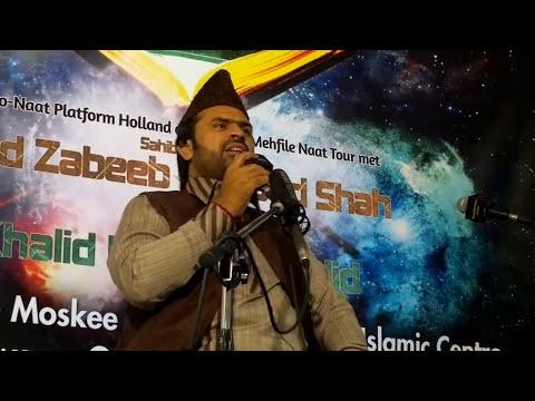 Aap Sa Dono Jahan Mein | Syed Zabeeb Masood Shah | Mosque Taqwah | Holland, May 2014