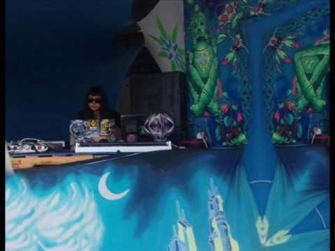 Mystic Anima @ Alien nation party (DJ set)
