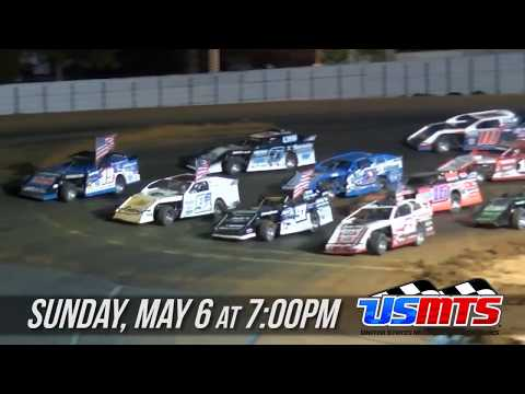 USMTS @ Creek County Speedway 5/6/18