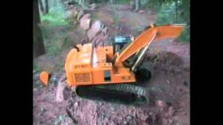 Hitachi Zaxis 870 Excavator - RC Construction Equipment