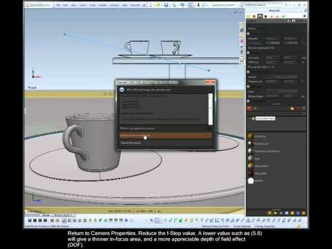 Maxwell render plug in for Maxwell construction software