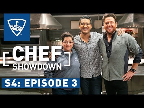 Chef Showdown | Season 4: Episode 3 | Topgolf