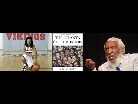 DICK GREGORY: The NEW ATLANTA CHILD MURDERS? ORGAN STEALING!! Kendrick Johnson Update