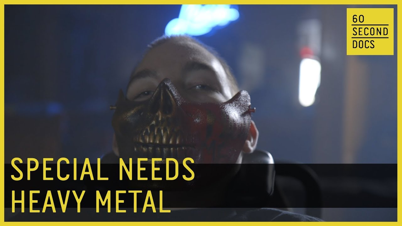 When Special Needs Meets Heavy Metal